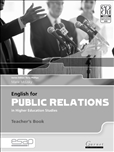 English for Public Relations in Higher Education...
