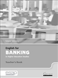 English for Banking in Higher Education Studies Teacher's Book