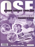 QSE Quick Smart English Intermediate Teacher's Guide &...