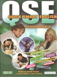 QSE Quick Smart English Pre-intermediate Student's Book...