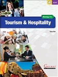 Moving Into Tourism and Hospitality Students Book with Audio DVD