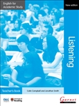 English For Academic Study: Listening Teachers Book New Edition