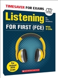 Timesaver for Exams: Listening for First FCE with Audio CD