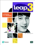 LEAP Listening amd Speaking Second Edition 3 Student's...