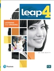 LEAP Listening and Speaking Second Edition 4 Class Audio CD