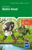 Delta Reader Adventure: Robin Hood Book with App