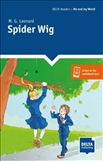 Delta Reader Me and My World: Spider Wig Book with App