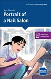 Delta Reader Me and My World: Portrait of Nail Salon Book with App