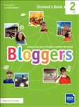 Bloggers 2 Student's Book with Delta Augmented online extras