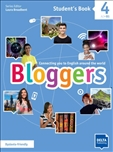 Bloggers 4 Student's Book with Delta Augmented online extras