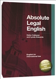 Absolute Legal English Student's Book