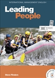 International Management English Series: Leading People Book with CD