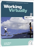 International Management English Series: Workng Virtually Book with CD