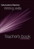 Academic Objectives Writing Skills Teacher's Book