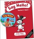 Say Hello 1 Teacher's Book with CD-Rom