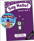 Say Hello 2 Teacher's Book with CD-Rom