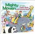 Mighty Movers Teacher's Audio CD 2018 Exam