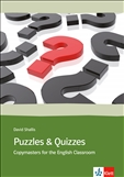 Puzzles and Quizzes Copymaters for The English Classroom
