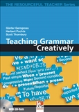 Teaching Grammar Creatively Book with free Audio CD