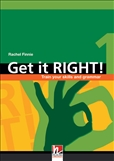 Get it Right Book 1 with Audio CD