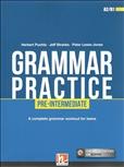Grammar Practice Pre-intermediate Book with e-zone