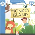 Helbling Thinking Train Level B: Monkey Island Book with Access Code