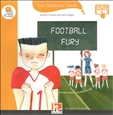 Helbling Thinking Train Level C: Football Fury Book with Access Code
