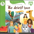 Helbling Thinking Train Level D: Desert Race Book with Access Code