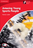 Cambridge Experience Reader Level 1 - Amazing Young Sports People Book