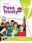 Pass Trinity 1 - 2 Third Edition Student's Book with CD