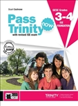 Pass Trinity 3 - 4 Third Edition Student's Book with CD