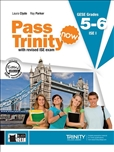 Pass Trinity 5 - 6 Third Edition Student's Book with CD