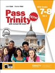 Pass Trinity 7 - 8 Third Edition Student's Book with CD
