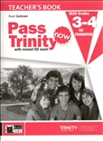Pass Trinity 3 - 4 Third Edition Teacher's Book