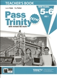 Pass Trinity 5 - 6 Third Edition Teacher's Book