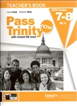 Pass Trinity 7 - 8 Third Edition Teacher's Book