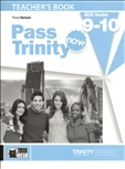 Pass Trinity 9 - 10 Third Edition Teacher's Book