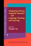 Integrating Chinese Linguistic Research and Language...