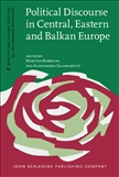 Political Discourse in Central, Eastern and Balkan Europe