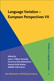 Language Variation - European Perspectives VII