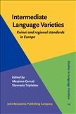 Intermediate Language Varieties