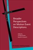 Broader Perspectives on Motion Event Descriptions