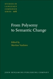 From Polysemy to Semantic Change