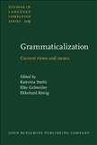 Grammaticalization - Current views and issues - Hardbound