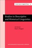 Studies in Descriptive and Historical Linguistics
