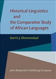 Historical Linguistics & The Comparative Study of...