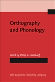 Orthography and Phonology