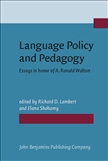 Language Policy and Pedagogy