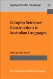 Complex Sentence Constructions in Australian Languages