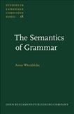 The Semantics of Grammar Paperback